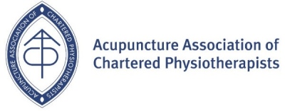 Acupuncture Association of Chartered Physiotherapists logo